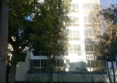 Acabados 1 fachada posterior 2