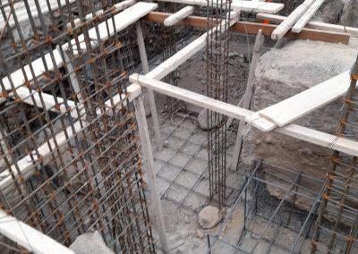 Fierros de cimientos